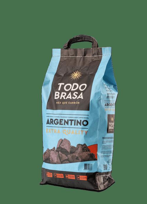 carbón de quebracho argentino